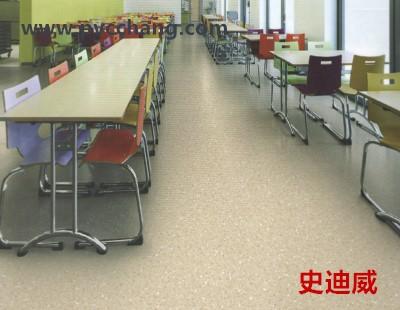 凯立龙史迪威地板-凯龙立龙史迪威同质透心地板