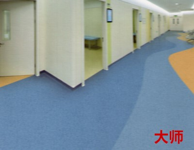 凯立龙大师地板-大巨龙凯立龙商用复合卷材pvc塑