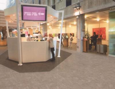 凯立龙凯雅pvc地板-密实底商用卷材pvc塑胶地板