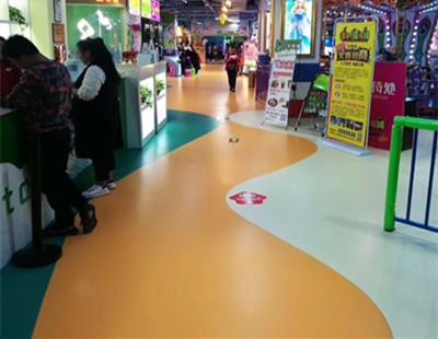 大巨龙福龙NO.2纯色-福龙纯色卷材pvc塑胶地板