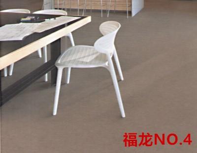 大巨龙福龙NO.4灰岩-密实低商用卷材pvc塑胶地板