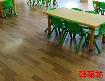大巨龙韩立龙地板-大巨龙商用卷材pvc塑胶地板