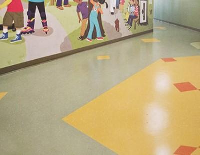 大巨龙洛美亚地板-大巨龙洛美亚同质透心地板