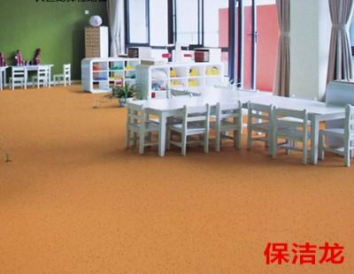 大巨龙宝洁龙地板-大巨龙商用卷材pvc塑胶地板