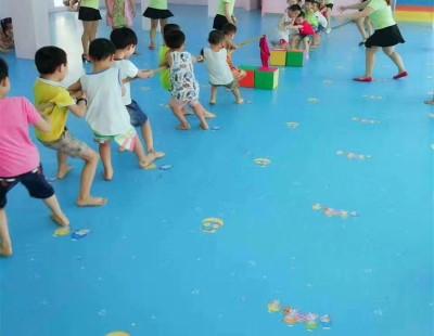 大巨龙乐喜龙地板-大巨龙幼儿园儿童卡通pvc地板