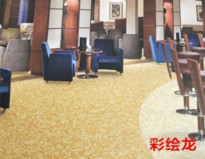 大巨龙彩绘龙地板-大巨龙|商用卷材pvc塑胶地板