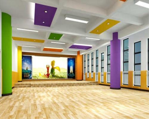 大巨龙PVC地板带您探索幼儿园的PVC地板的选择