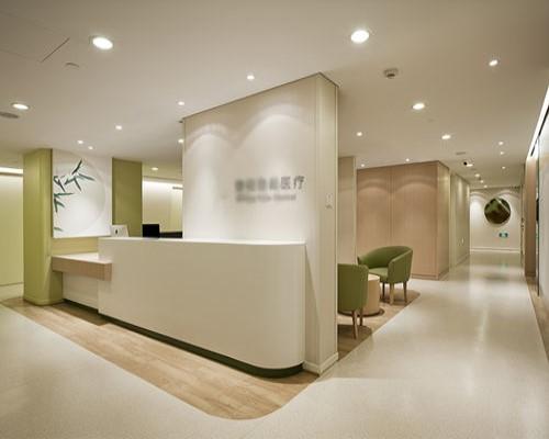 大巨龙塑胶地板-医疗案例,尊贵优雅而不失创意