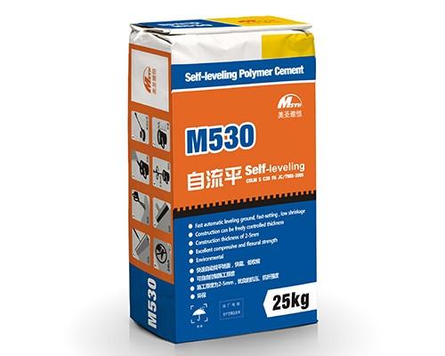 美圣雅恒自流平-M530高强型自流平水泥