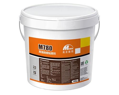 塑胶地板胶水-美圣雅恒M780高强地板粘合剂