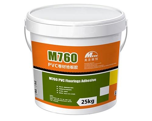 美圣雅恒地板胶-M760卷材pvc塑胶地板胶水