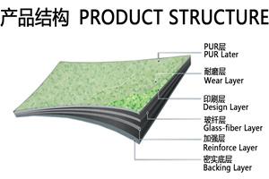 卡曼地板结构