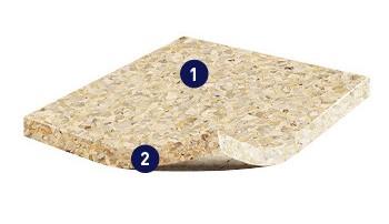 洁福MIPOLAM野心地板-洁福同质透心地板