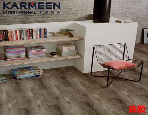 卡曼地板-spc锁扣地板生产厂家
