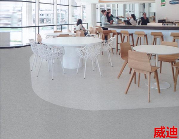 卡曼国际-卡曼威迪商用卷材塑胶地板